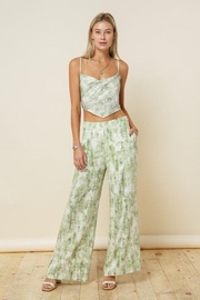 Style Rack Olive Tie Dye Flare Plants - Other