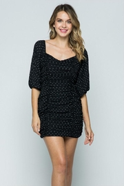 Style Rack Polka Dot Dress - Product Mini Image