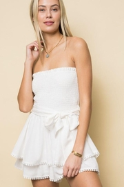 Style Rack Smoked Tube Romper - Other