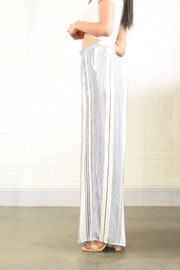 Style Rack Stripe Pants - Front full body