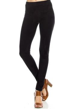 Shoptiques Product: Vegan Suede Legging