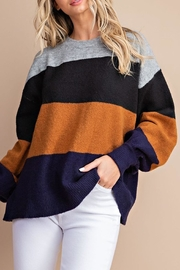 Style Trolley Kimberly Color-Block Sweater - Other