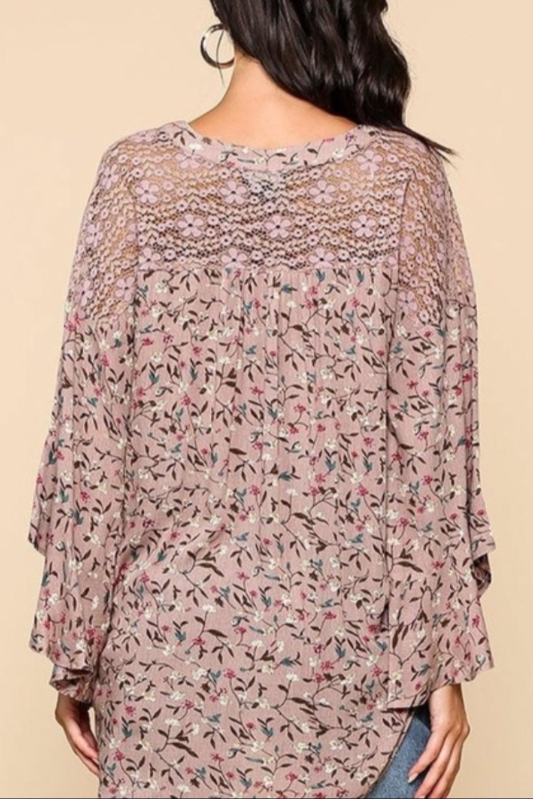 Style U Leopard Print Top - Front Full Image