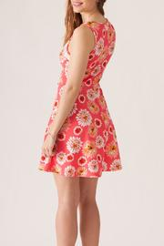 Stylebook Floral Print Dress - Back cropped
