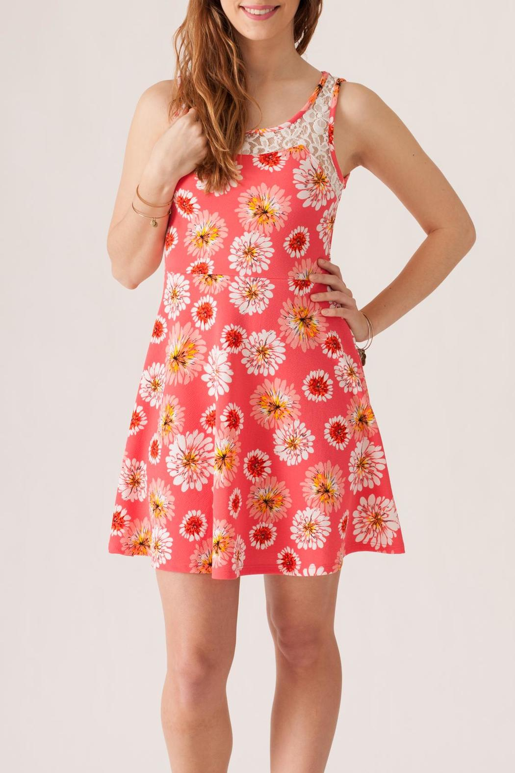 Stylebook Floral Print Dress - Main Image