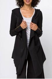 Styles Boutique Hooded Cotten Jacket - Product Mini Image