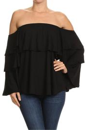 Styles Boutique Off The Shoulder - Product Mini Image