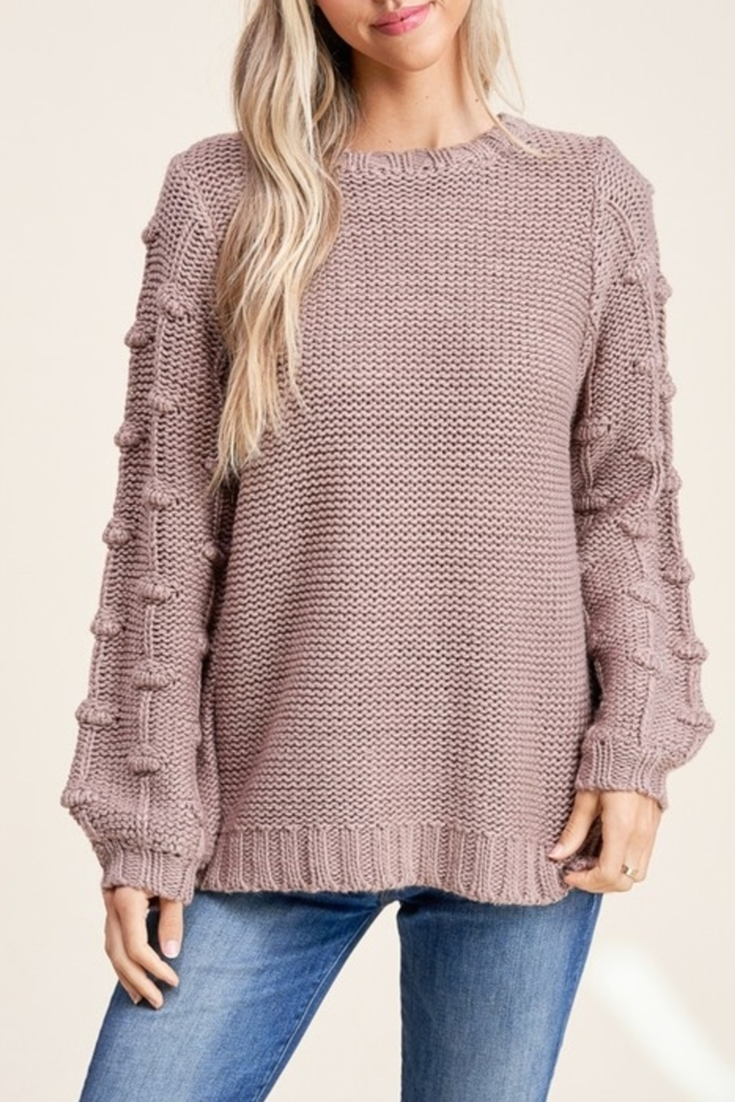 Staccato Stylish For Fall Sweater - Main Image