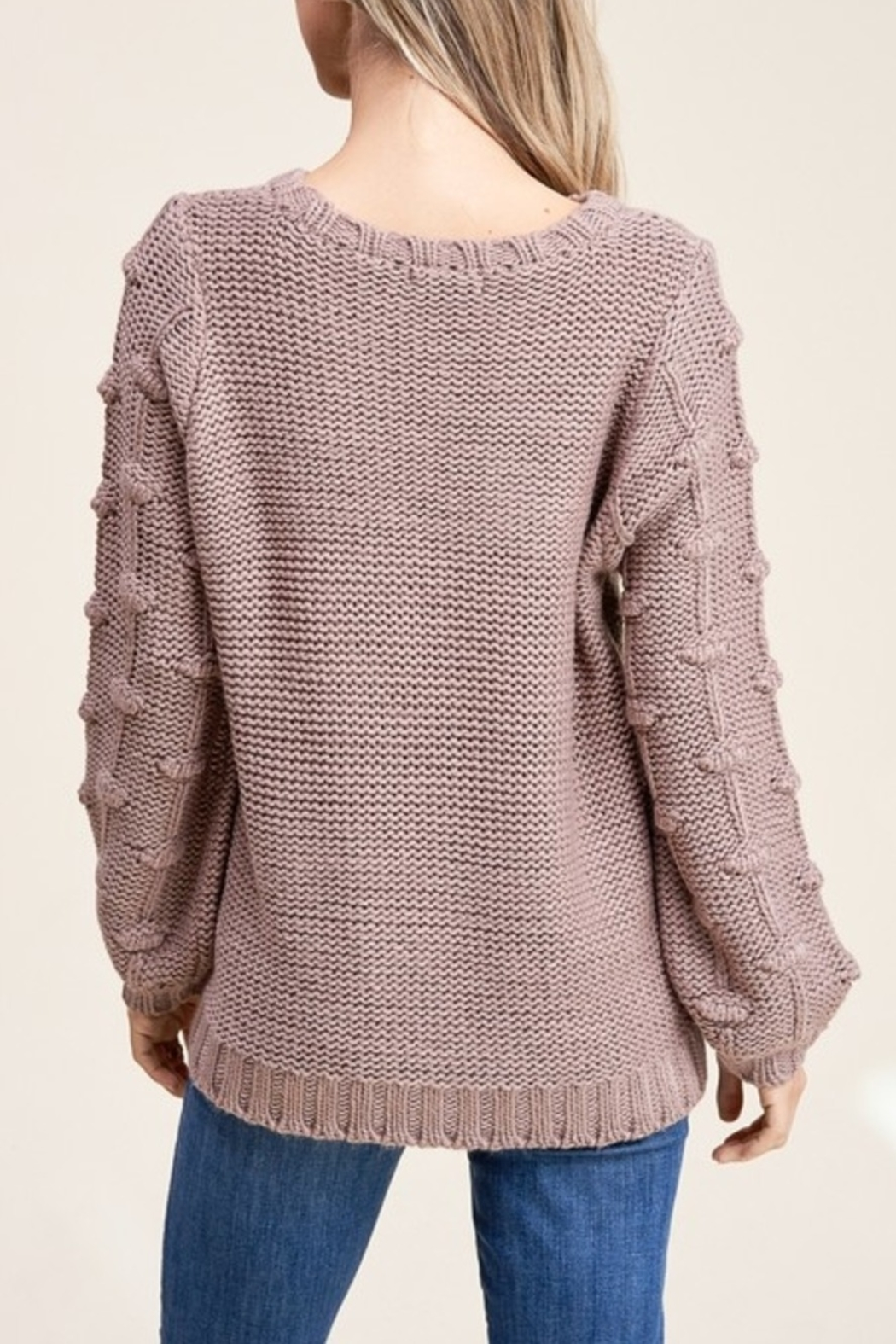 Staccato Stylish For Fall Sweater - Front Full Image