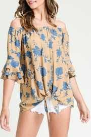 First Love Stylish In Floral top - Product Mini Image