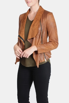 Shoptiques Product: Suade Vegan Jacket