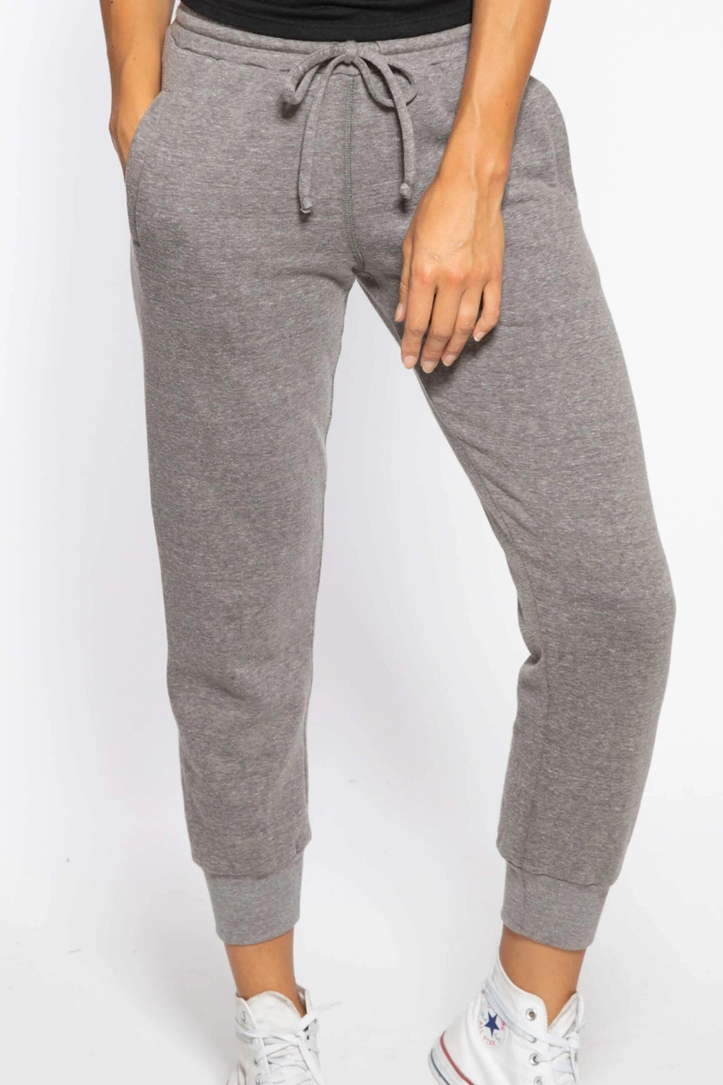sub_urban Riot Cabridge Sweat Pants - Front Cropped Image