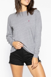 sub_urban Riot Relaxed Crewneck Tee - Front cropped