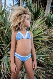 Submarine Two Tone Bikini - Front cropped