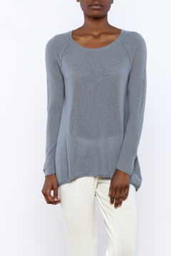 subtle luxury Cozy Cashmere Swing Sweater - Product List Image