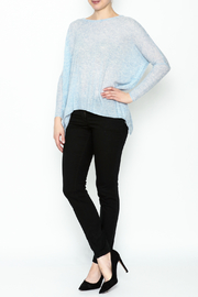subtle luxury Elsa Crew Pullover - Side cropped