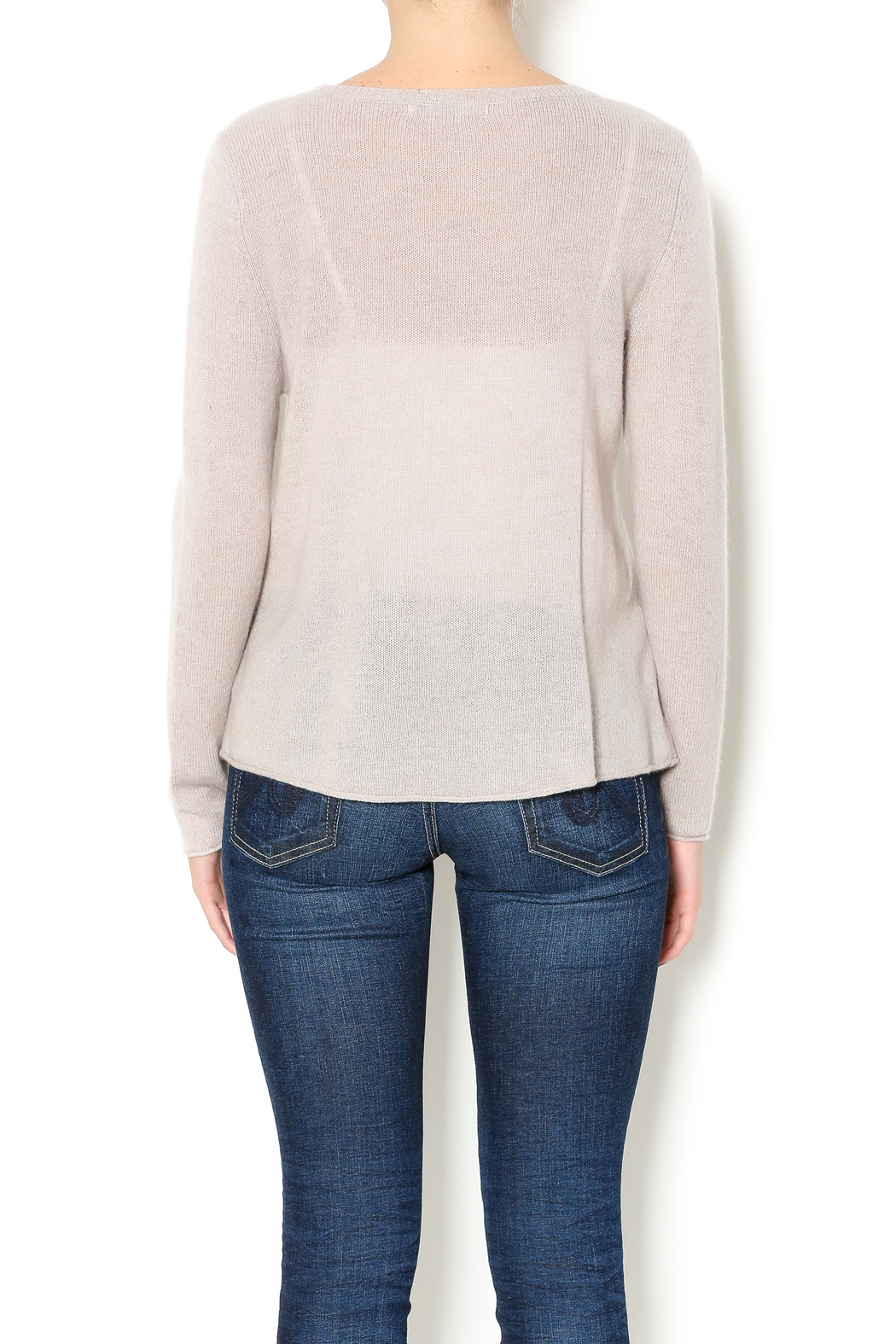 Lightweight Cashmere Sweater — Shoptiques