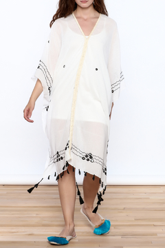 Shoptiques Product: Kaftan Hippie Dress