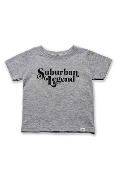 Kid Dangerous Suburban Legend Tee - Alternate List Image