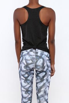 Shoptiques Product: Hell Yeah Racerback Tank