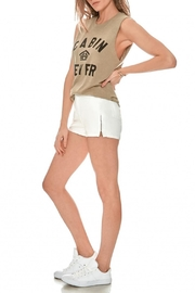 Suburban riot Cabin Fever Muscle Tee - Front full body