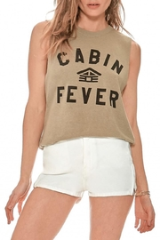 Suburban riot Cabin Fever Muscle Tee - Product Mini Image