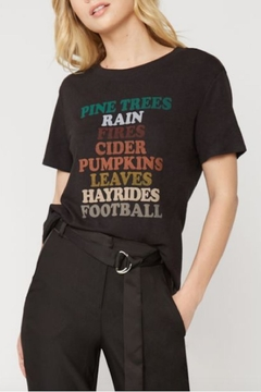 Shoptiques Product: Fall Awesome Tee