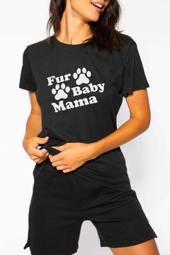 Shoptiques Product: Fur Baby Tee