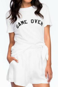 Shoptiques Product: Game Over Tee