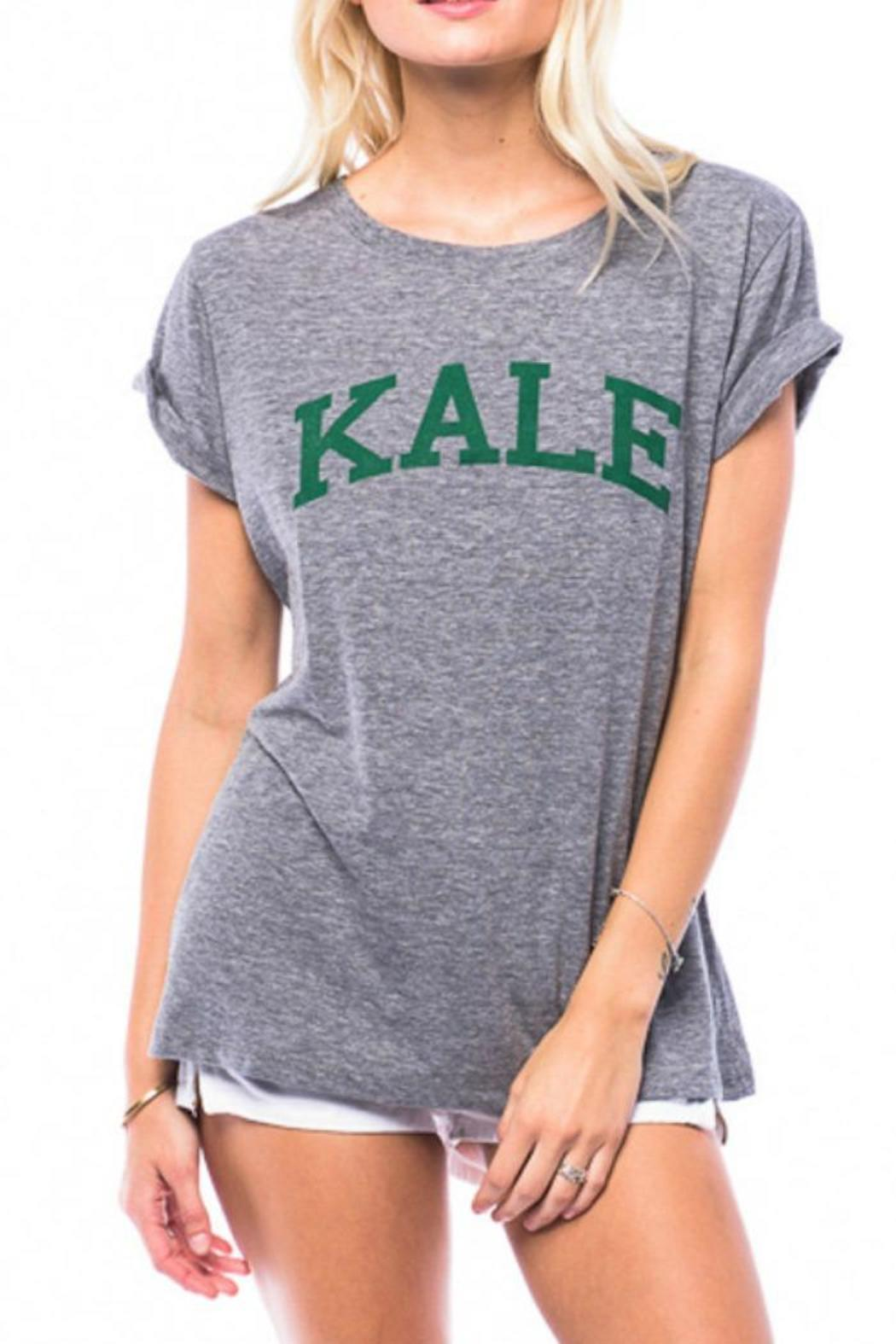 8cadc432306 Suburban riot Kale University T-Shirt from North Shore by J. Mode ...