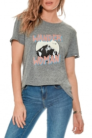 Suburban riot Wander Woman Tee - Front cropped