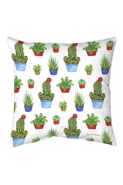 Shoptiques Product: Succulent Pillow