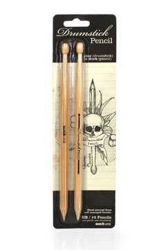 Suck UK Drumstick Pencils - Alternate List Image