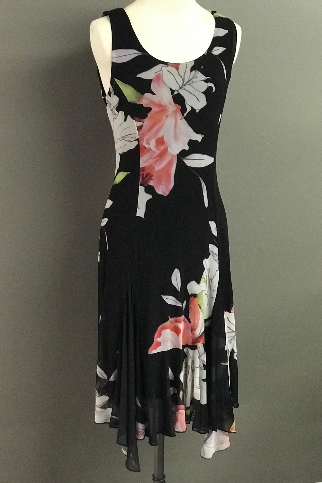 Michael Tyler Collections Suddenly Summer Dress - Side Cropped Image