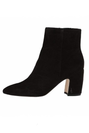 Sam Edelman Suede Black Bootie - Product Mini Image