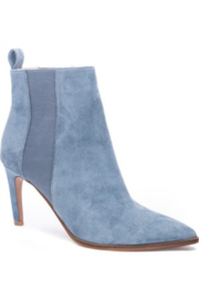 Chinese Laundry  Suede Bootie - Front cropped