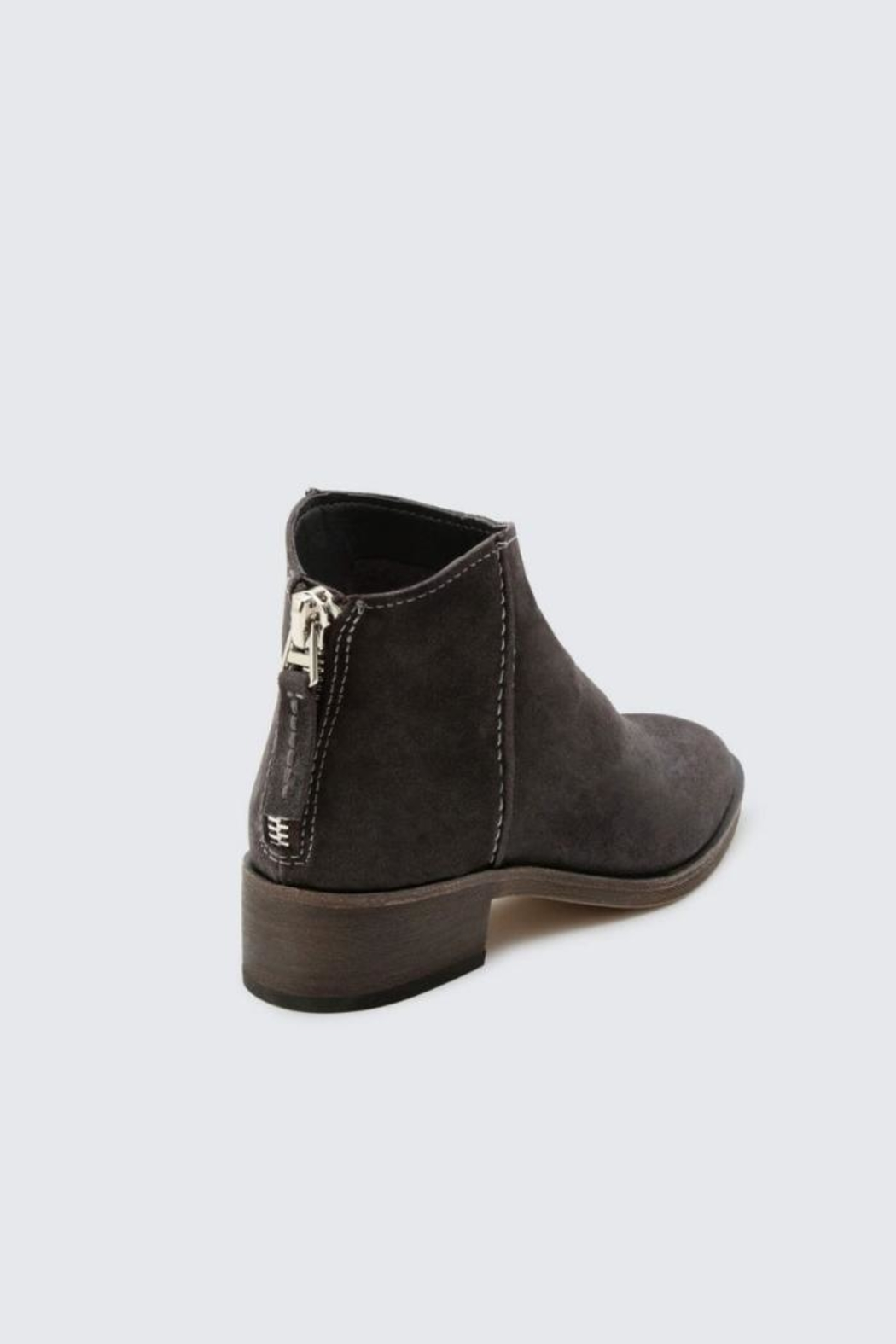 Dolce Vita Suede Bootie - Side Cropped Image