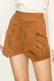 HYFVE Suede Envelope Skort - Product Mini Image