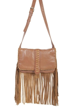 Scully Suede Fringe Crossbody - Product List Image