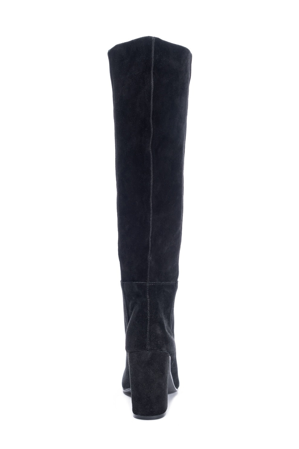 Chinese Laundry Suede Krafty Boot - Front Full Image