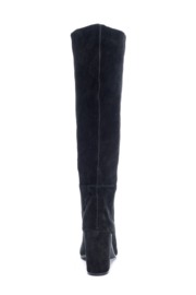 Chinese Laundry Suede Krafty Boot - Front full body