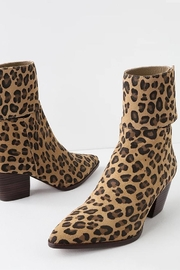 Matisse Suede Leather Boots - Front cropped