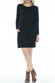 JOH Suede Long Sleeve - Front full body