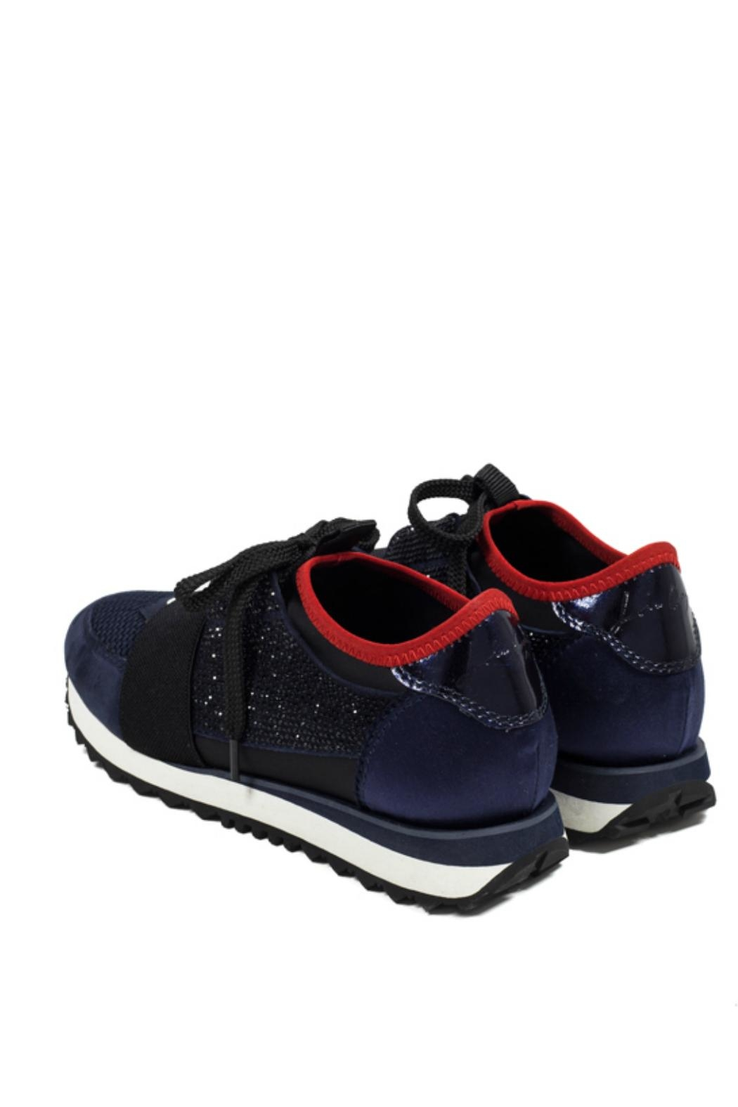 quality design e193a 96139 Lola Cruz Suede Marine Sneaker from New Hampshire by ...