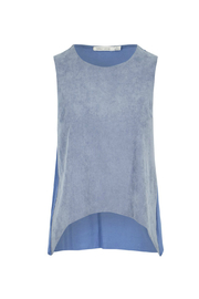 Bishop + Young Suede Paulina Tank - Product Mini Image