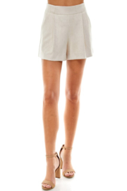 TCEC Suede Pleated Short - Other