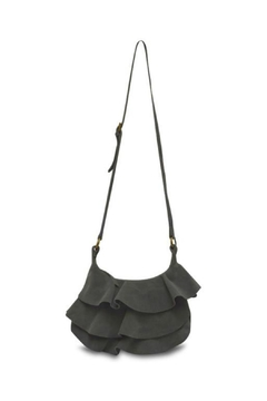 MHGS Suede Ruffle Bag - Product List Image