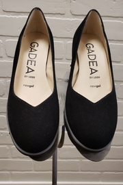 Gadea Suede Wedge - Product Mini Image