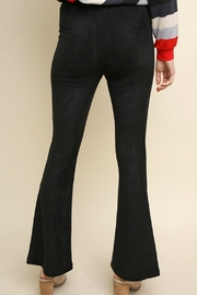 Umgee USA Suede Wide Legs - Front full body