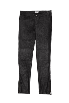 MIA New York Sueded Crackle Pants - Product List Image
